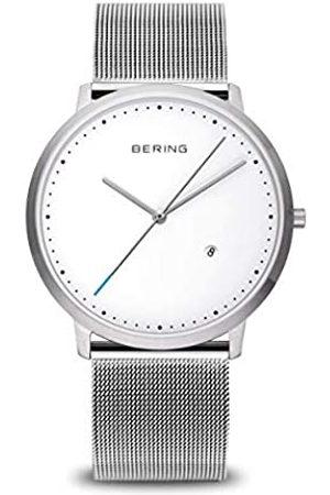 Bering BERING Unisex-Armbanduhr Analog Quarz Edelstahl 11139-004