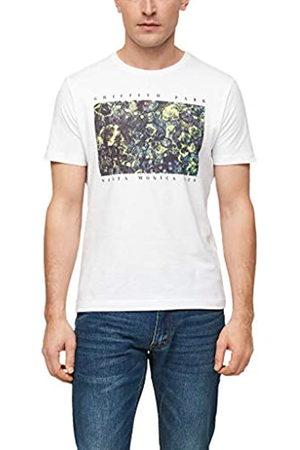 s.Oliver S.Oliver Herren T-Shirt mit Frontprint S