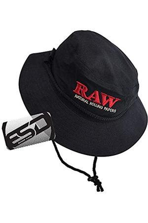 RAW Smokerman Fischerhut, King Size, 100 % Baumwolle