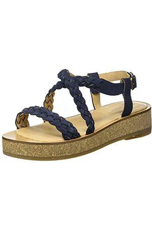 El Naturalista Damen N5595 Sandale, (Ocean)