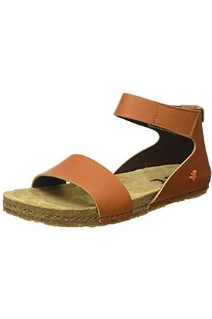 Art Damen Creta Flache Sandale