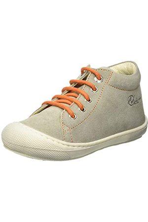 Naturino Naturino Baby Jungen Cocoon Sneaker, Taupe-Orange