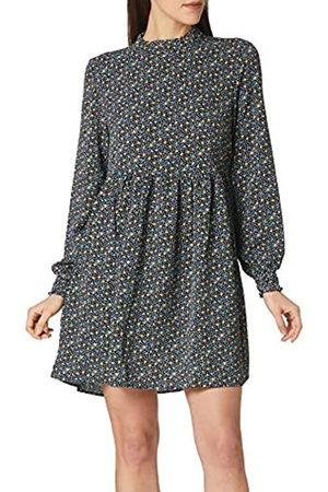 JDY Damen Kleider - Damen PIPER L/S Short Dress WVN NOOS Kleid