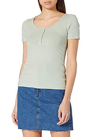 Pieces Damen Shirts - Damen PCKITTE SS TOP NOOS BC T-Shirt