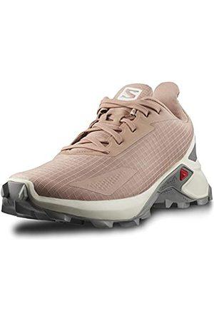 Salomon Damen Alphacross Blast Trailrunning Schuhe, Pink (Sirocco/Vanilla Ice/Frost Gray)