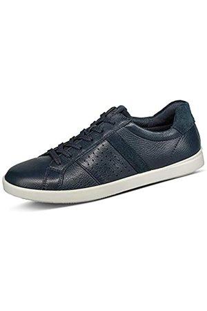 Ecco Damen Leisure Sneaker, (Marine/Marine 50595)
