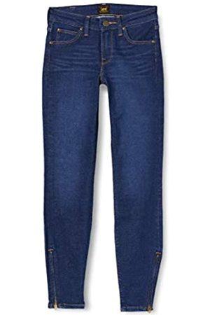 Lee Womens Scarlett Cropped Jeans
