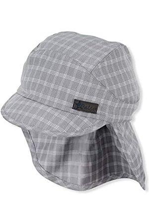Sterntaler Jungen Hüte - Baby Jungen Schirmmßtze M. Nackenschutz 1612143 Winter Hut