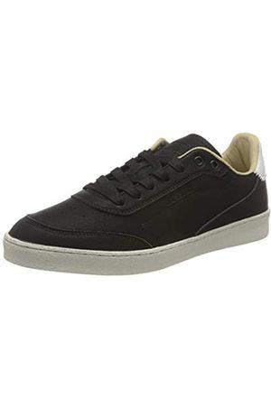 Superdry Superdry Herren Premium Sleek Trainer Sneaker, Black
