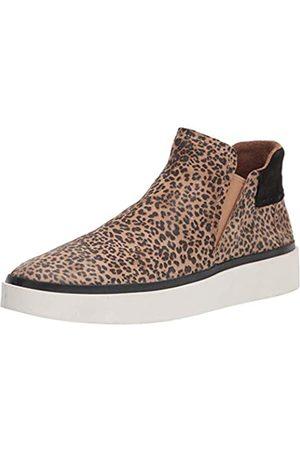 Dolce Vita Damen Vinni Sneaker, Hellbraun/ gestaubtes Leoparden-Wildleder