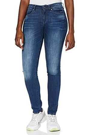 G-Star Damen High Waisted - Damen 3301 Contour High Waist Skinny Jeans
