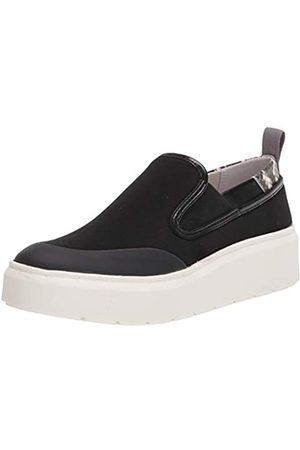 Franco Sarto Women's Lazer Sneaker, Black