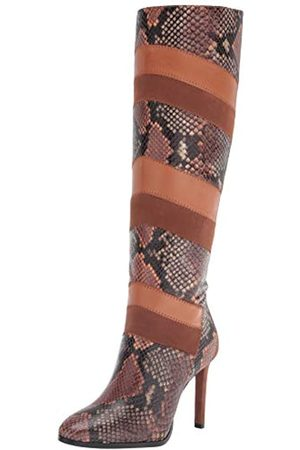 Vince Camuto Damen SARAALAN Stiletto Boot Mode-Stiefel, Tostado/Warm