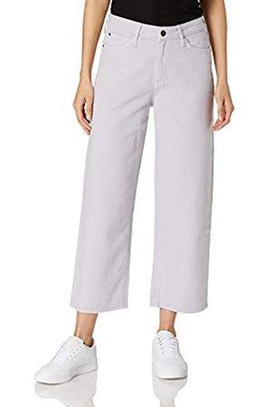 Lee Damen Cropped - Damen Wide Leg Jeans