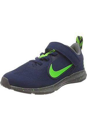 Nike Nike Downshifter 9 Rw Walking-Schuh, Blue Void/Electric Green-GUNSM