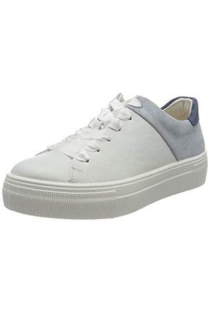 Legero Damen Lima Sneaker, Weiss (Offwhite 1050)