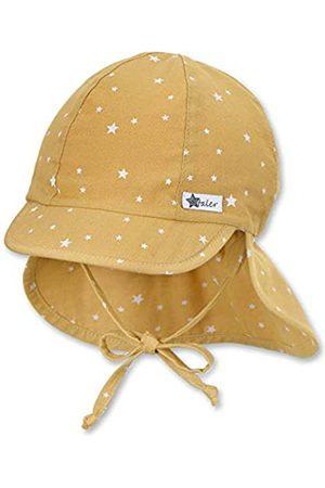 Sterntaler Unisex Baby Schirmmátze M. Nackenschutz 1512130 Winter Hut