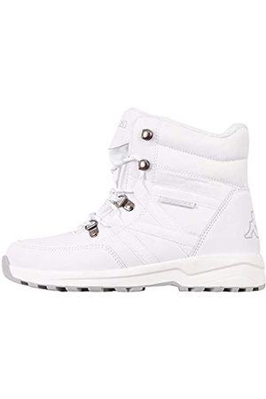 Kappa Damen Barrow TEX Sneaker, 1014 White/l'grey