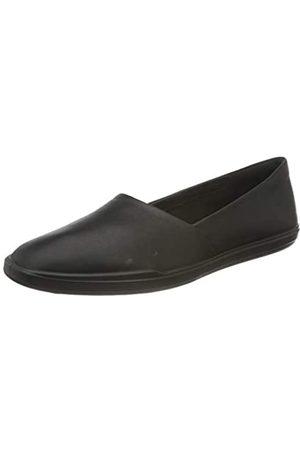 Ecco Damen SIMPILW Slipper, (Black 1001)
