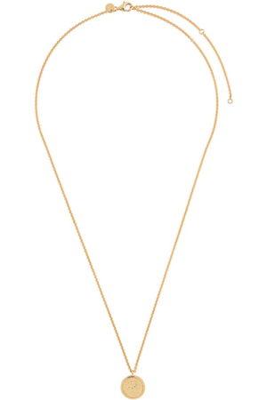TOM WOOD Herren Halsketten - Halskette mit Münzanhänger