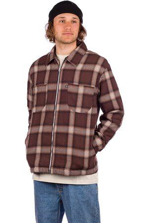 Pass-Port Herren Winterjacken - Quilted Zip-Up Flannel Jacket