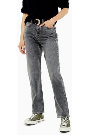 Topshop – Editor – Gerade geschnittene Jeans in