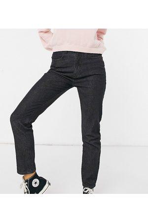 Daisy Street – Mom-Jeans aus Denim in verwaschenem