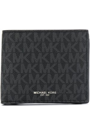Michael Kors Portemonnaie mit Logo-Print