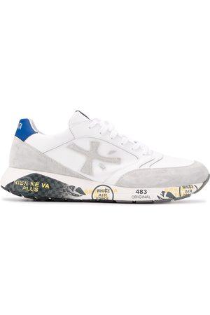 Premiata Sneakers mit Einsätzen