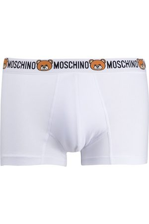 Moschino Shorts mit Teddy-Bund