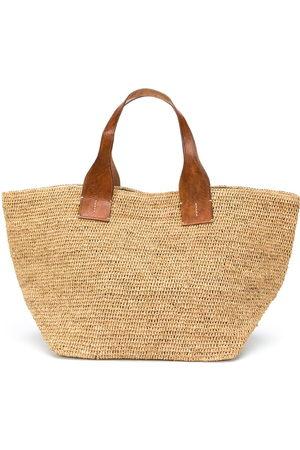 IBELIV Damen Handtaschen - Klassische Handtasche - Nude