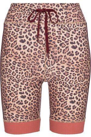 The Upside Damen Stoffhosen - Bedruckte Shorts Spin