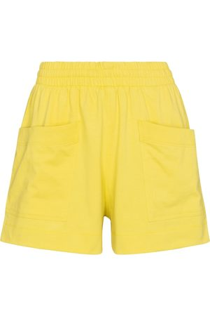 DRIES VAN NOTEN Shorts aus Baumwoll-Jersey