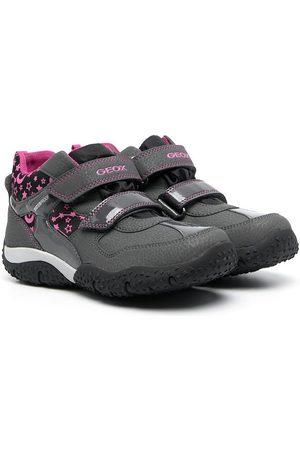 Geox Mädchen Sneakers - Sneakers mit Stern-Print