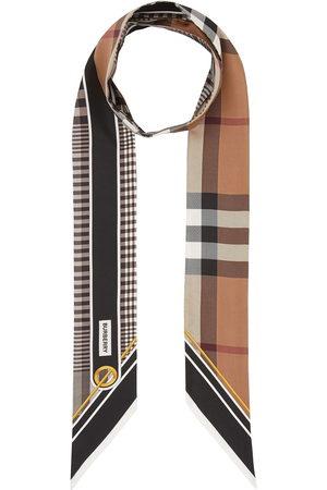 Burberry Schals - Schal mit Vintage-Check - Nude