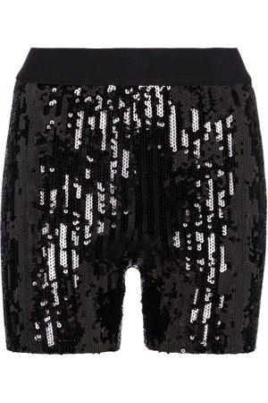 JUNYA WATANABE Shorts mit Pailletten