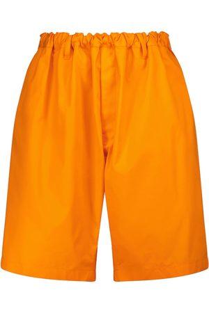 Balenciaga Damen Shorts - Shorts aus Baumwoll-Twill