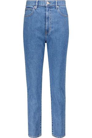 SLVRLAKE High-Rise Slim Jeans Beatnik