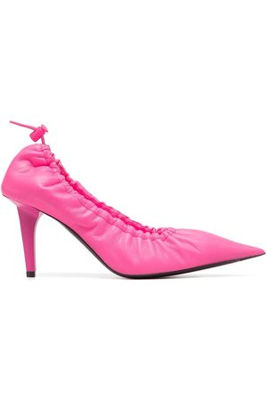Balenciaga Scrunch Knife Pumps