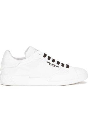 Dolce & Gabbana Sneakers mit Logo-Print