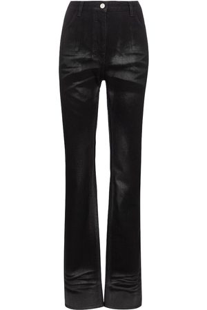 Givenchy Mid-Rise Straight Jeans