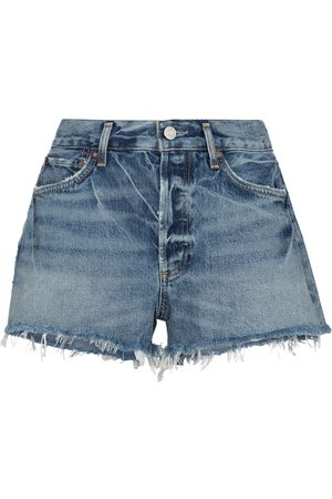 AGOLDE Mid-Rise Jeansshorts Parker