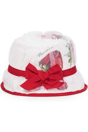 MONNALISA Mädchen Hüte - Hut aus Baumwolle