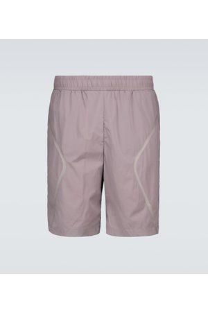 A-cold-wall* Shorts aus Tech-Material