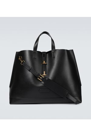 Tom Ford Tote Bag aus Leder