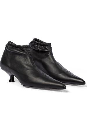 Khaite Ankle Boots Volos aus Leder