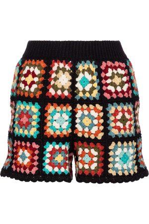 Alanui Shorts Western Granny