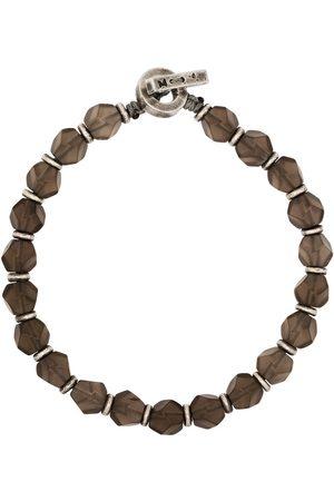 M. COHEN Herren Armbänder - The Axiom beaded bracelet