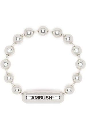 AMBUSH Großes Kugelkettenarmband