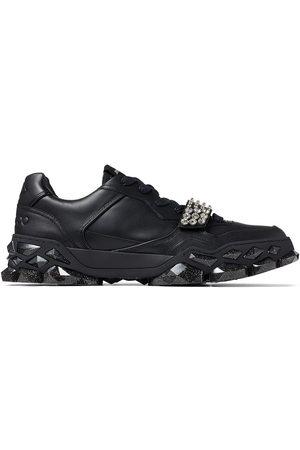 Jimmy Choo Herren Sneakers - Diamond X Sneakers mit Kristallen
